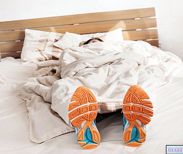 Physical Activity: Improves or Worsens Sleep? - work out